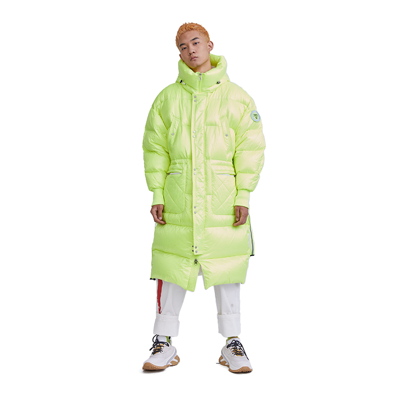 TSAIYU12原创羽绒服外套