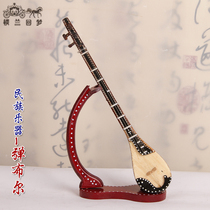 弹布尔304060cm弹拨尔新疆手工乐器地区特色工艺品喀什礼品模型