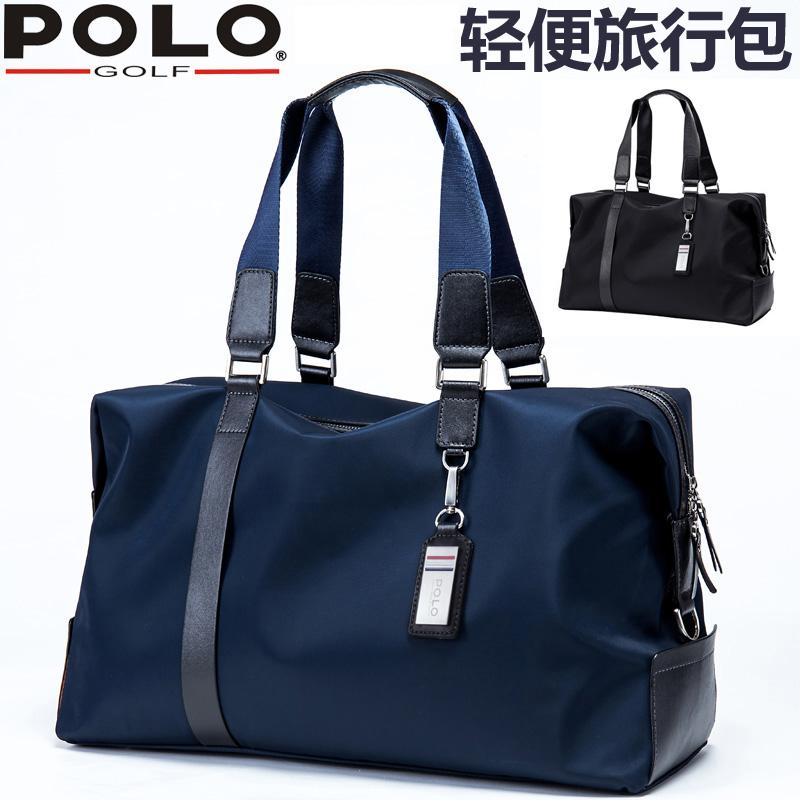 polo新款包邮高尔夫球包男款旅行包