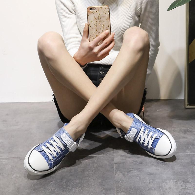 欧洲站夏季新款女鞋运动风真皮松糕厚底凉鞋休闲包头罗马鞋潮