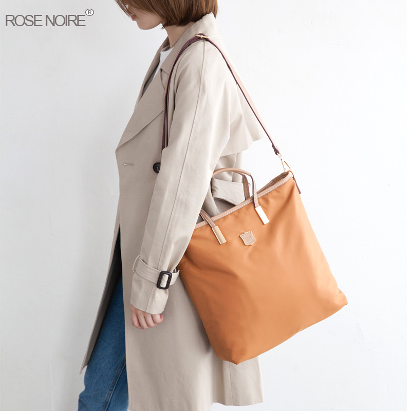 Temperament lady style business A4 file portable office Bag Fashion workplace daily commuting work bag