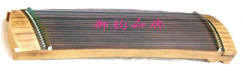 桐の木の箏の120/130 cmの古箏の揚州の素麺の箏は初めて半箏を演奏します。