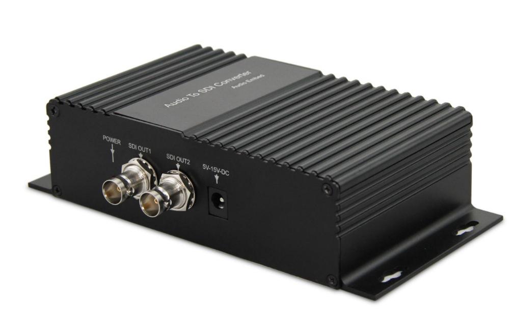 SDI звуковая частота решение инкрустация устройство , звуковая частота плюс инкрустация устройство SDI трехмерный звук вставлять звук SDI отдельный звук