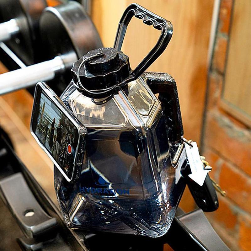 3000mL 特大号运动水壶大容量水杯便携超大健身房太空杯户外水瓶