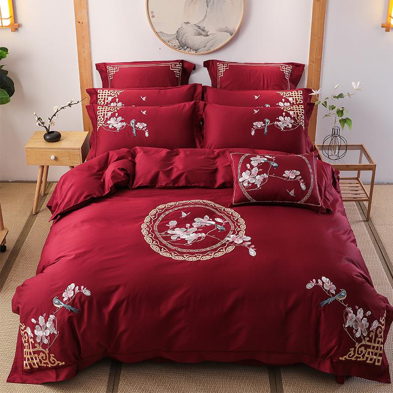 Свадебные постельные комплекты Артикул 593330138587