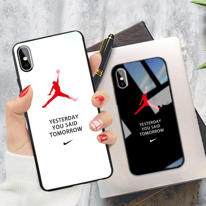 苹果11 aj飞人乔丹iphonexr x手机壳