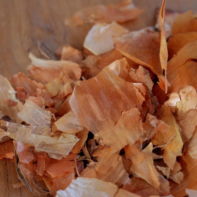 洋葱皮 DIY手工扎染植物染色材料  黄色天然染材 学生手工diy染材