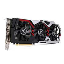 Seven Rainbow GTX1060 overclocking version 6G game graphics card igame flame Waratahs u 3G 6GD5 TOP Tomahawk
