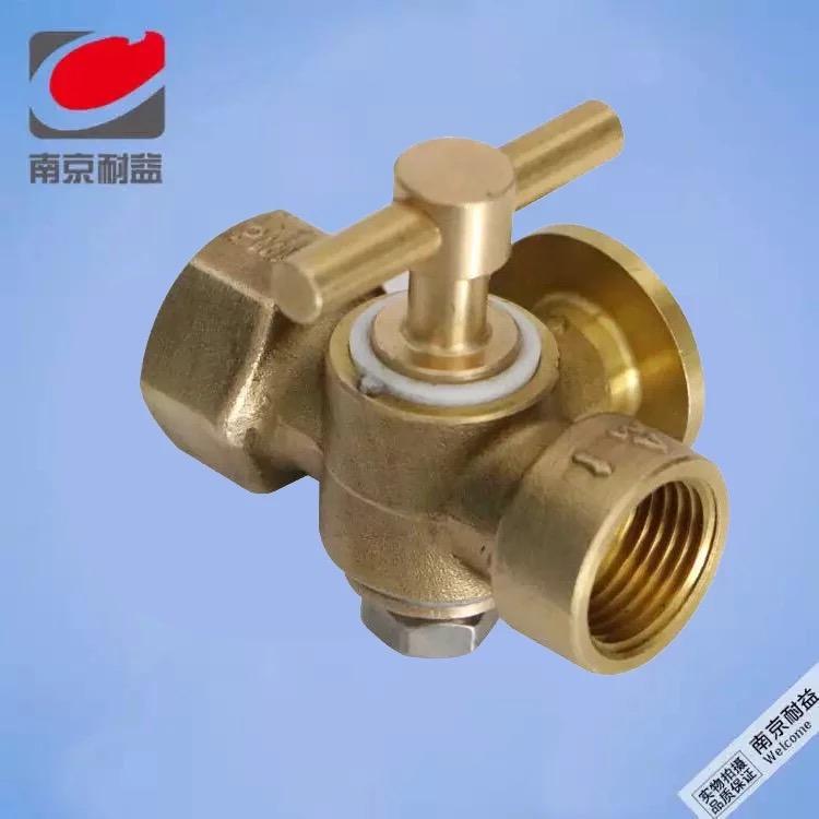 Высокое давление сгущаться медь поворотный пробка клапан горшок печь манометр тройник поворотный пробка клапан два через поворотный пробка клапан 4 филиал -M20x1.5