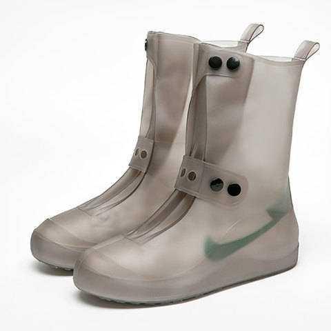 防雨鞋套加厚防滑耐磨底下雨天雨鞋套防水户外男女学生走路雨靴套