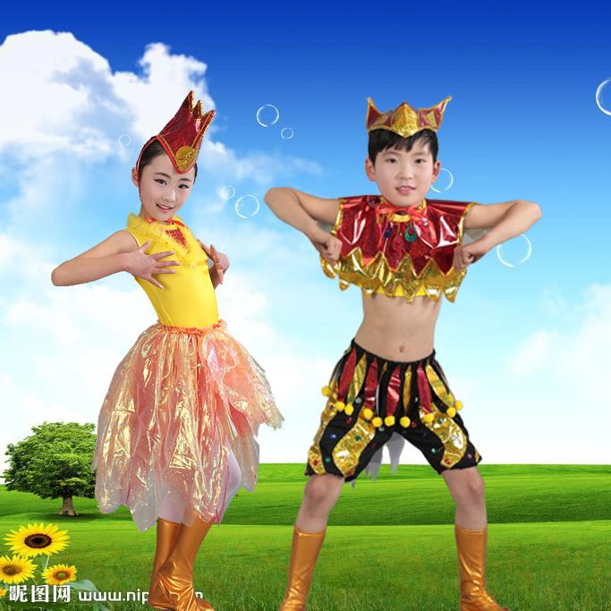 鸡情时刻舞蹈服小鸡也疯狂舞蹈服小鸡表演服动物演服情时刻演出服