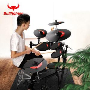 斗牛士电子鼓乐器便携式折叠电鼓架子鼓爵士鼓成人儿童练习电子鼓