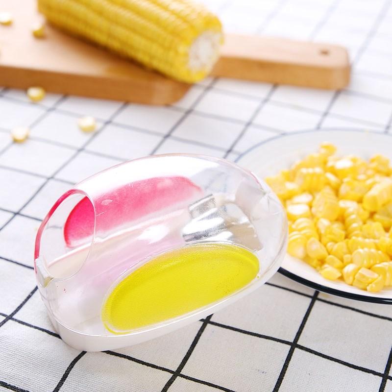 【天天特价】刨玉米其它粒分离器剥玉米神器创意厨房用品小工具脱