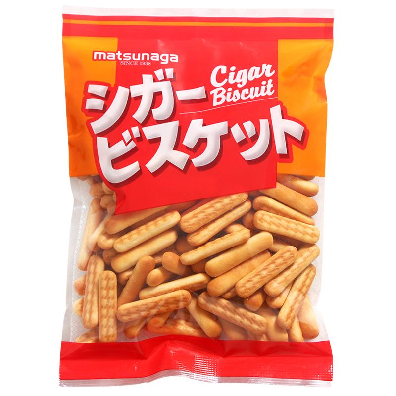 日本进口松永小麦宝宝170g手指饼干