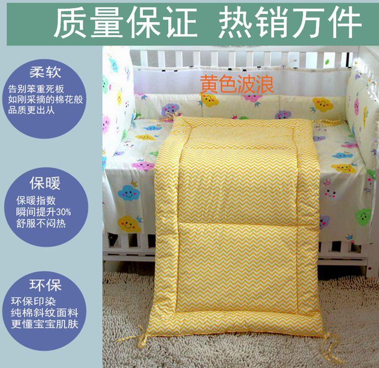 Сделанный на заказ детская кроватка подушка зима коврик детский сад матрас матрас моющиеся бесплатная доставка ребенок матрас подушка ребенок кровать матрас
