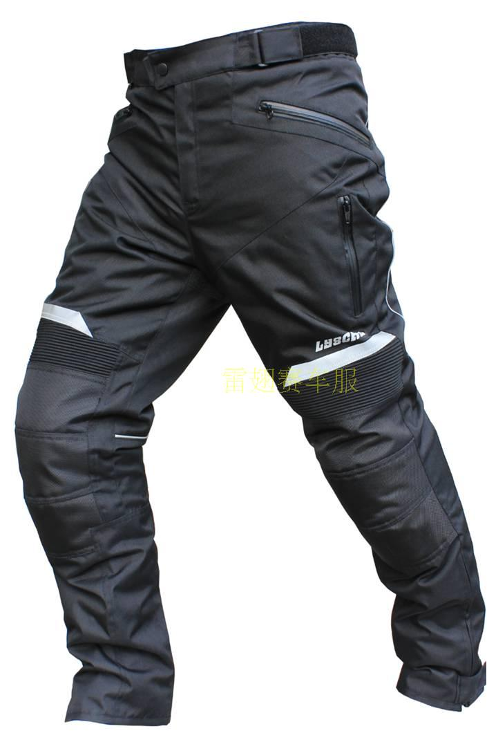 Lyschy ray wing ly602 oversized waist Motorcycle Pants racing pants anti drop pants long distance locomotive suit