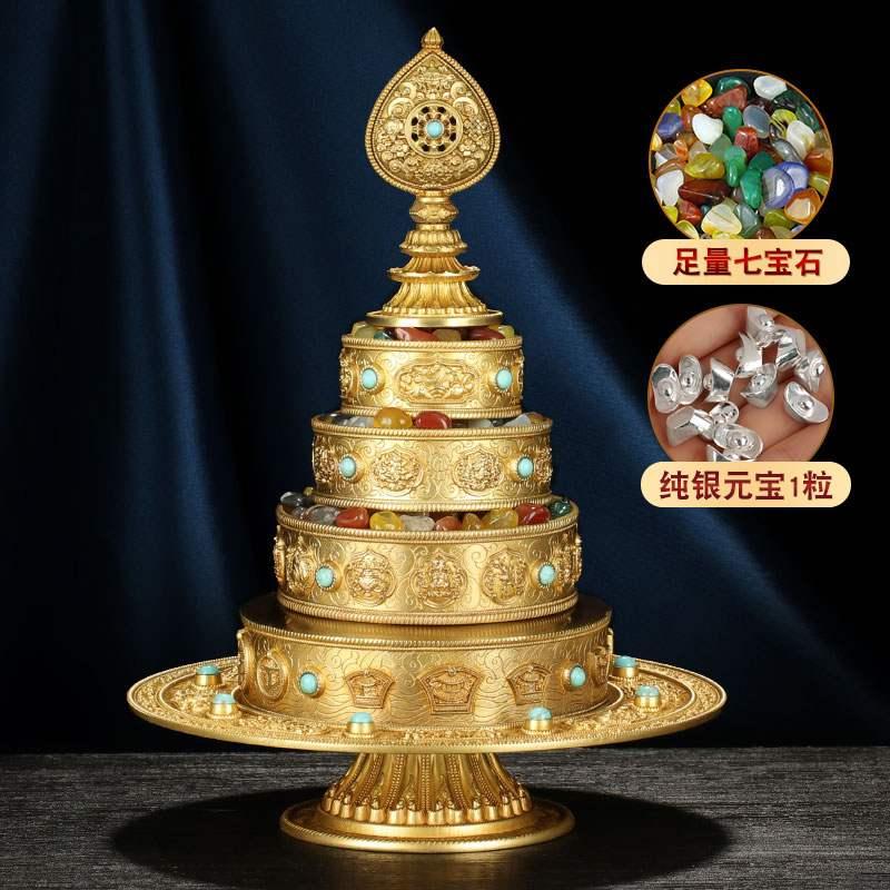 Круги с буддийскими текстами Артикул 641402684304