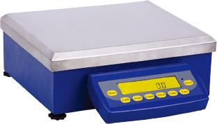 上海恒平JA16K-1 实验室大量称电子天平16kg/0.1g十分之一天平