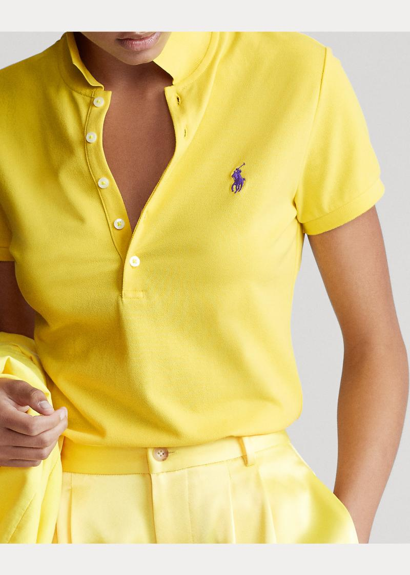 New American brand t pure cotton polo shirt in spring and summer