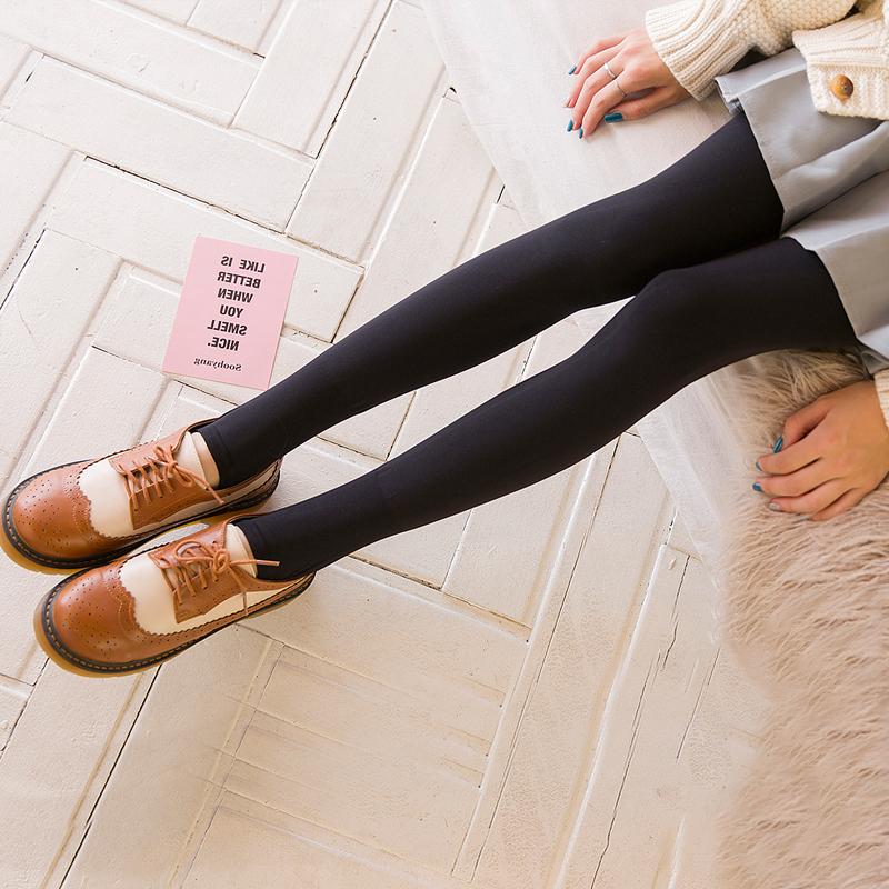 2条薄款连裤袜隐形肉色打底袜子