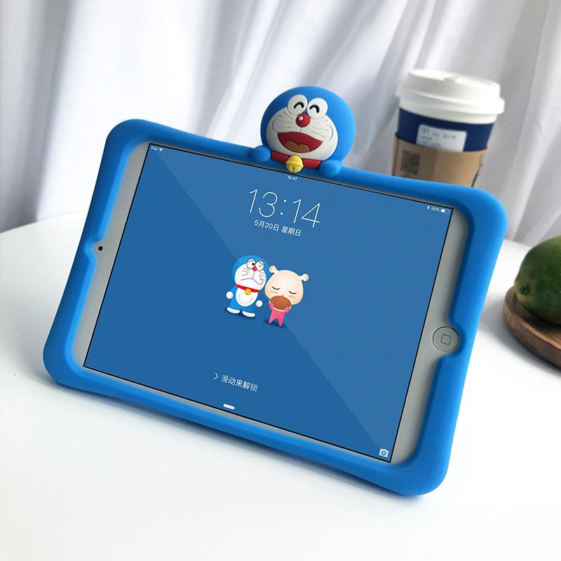 2018新款ipad mini4保护套air2硅胶套10.5平板防摔壳6迷你3壳2017