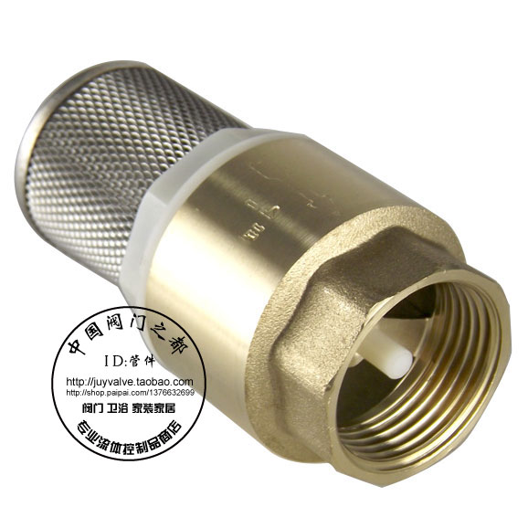Насос ремни чистый вертикальный только возвращение конец клапан фильтрация клапан DN1532080 4 филиал 6 филиал 1 cunban для 4 дюйм меди тело