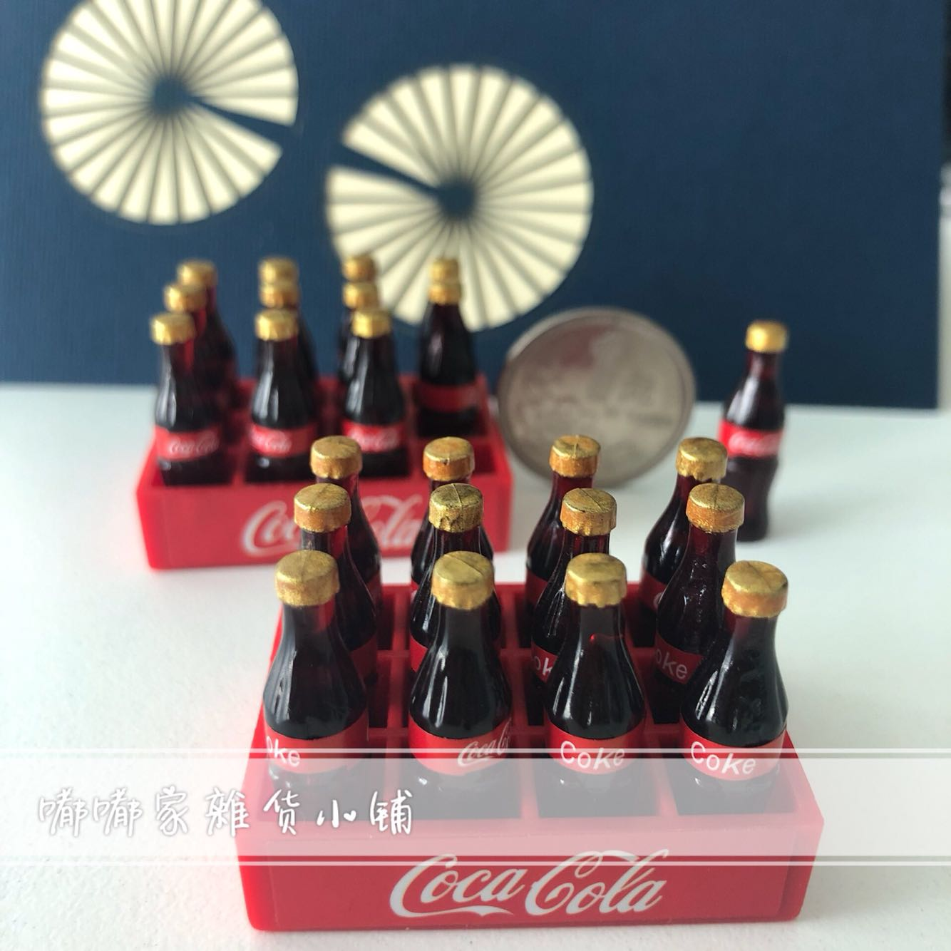 Miniature food and play Cola model ob11 BJD Baby House accessories Mini Cola a dozen simulation peripheral