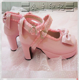Princess Stamp Lolita SD super cute princess shoe drops another on popular hot 006 new entrants Dutch