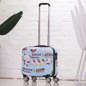 可爱韩版18寸小型行李箱女万向轮迷你拉杆箱轻便旅行密码登机箱男