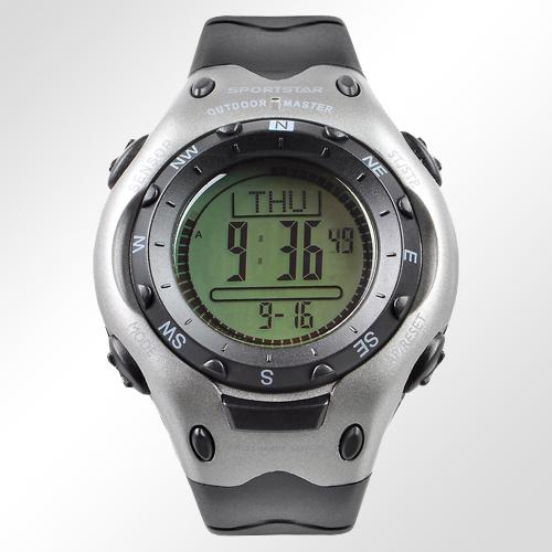 Часы с барометром Casio Pro Trek PRG-650 для туристов