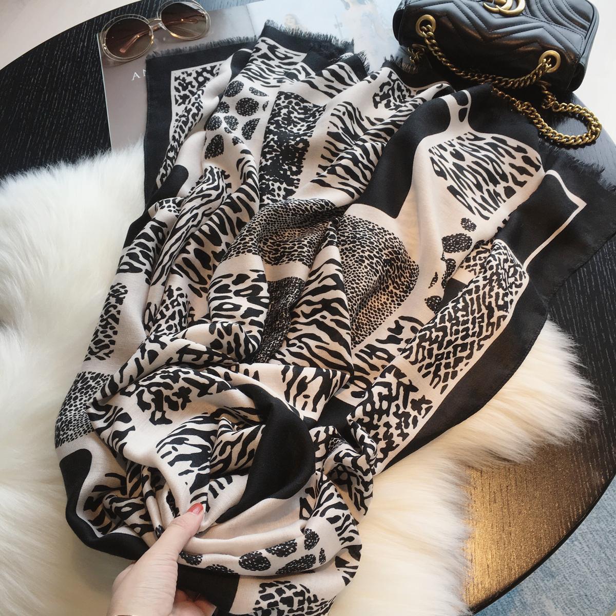 Женские шарфы из хлопка Артикул 609657651130