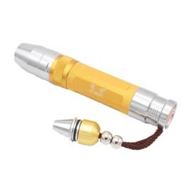 新品 玉石电筒 珠宝鉴定电筒 原石电筒 白光 黄光 紫光365nm