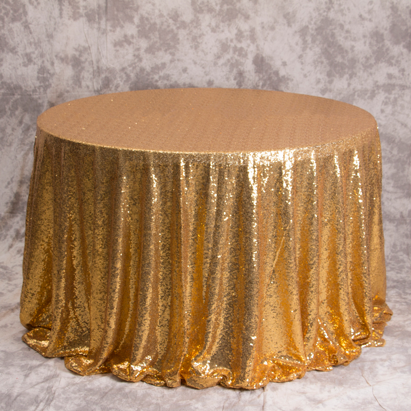 Dessert table cloth wash free anti scald table cloth Sequin table cloth golden table cloth birthday party sign in table cloth package mail