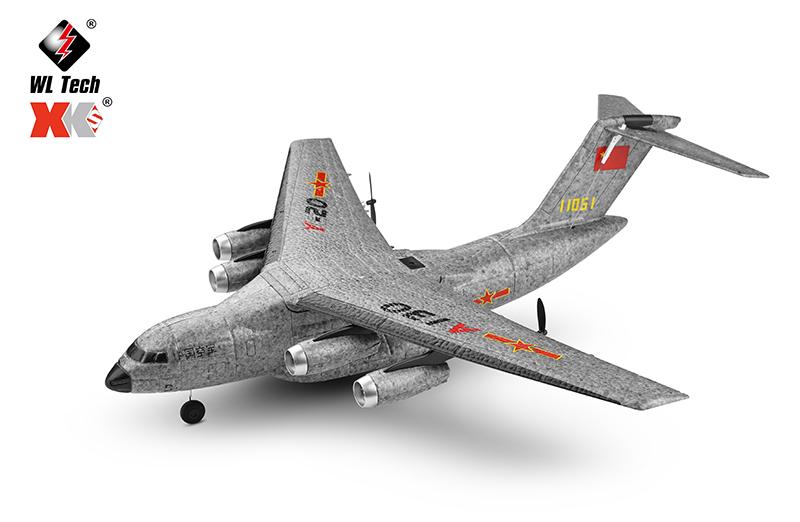 [利利模型电动,遥控飞机]伟力XK A130遥控固定翼滑翔机电月销量0件仅售265元