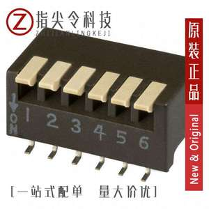193-6MS〖SWITCH PIANO DIP SPST 50MA 24V〗