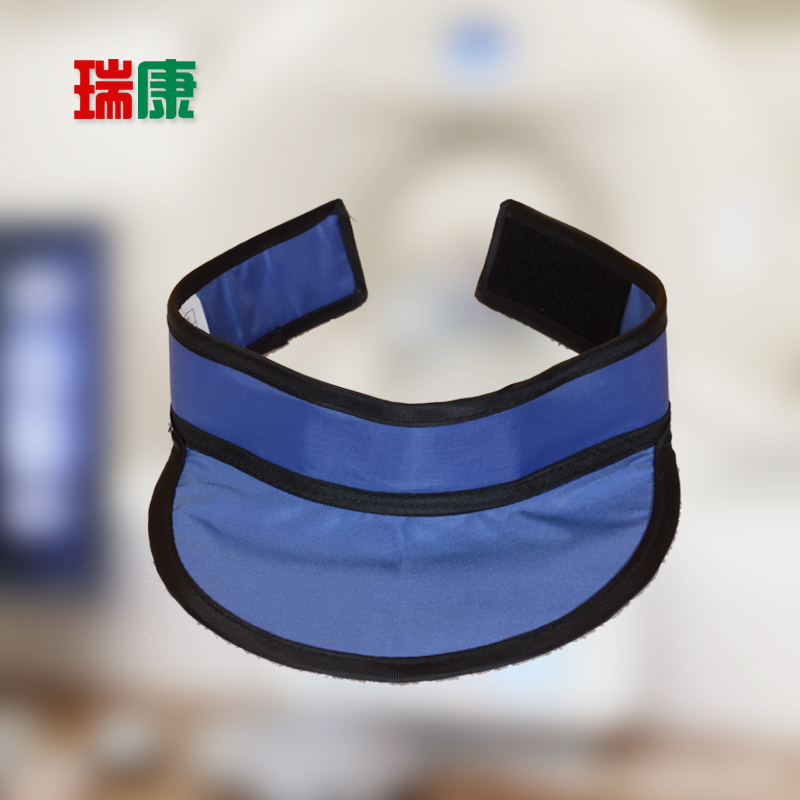 Ruikang new blue X-ray suit Department thyroid protection collar radiation protection department neck manufacturer package