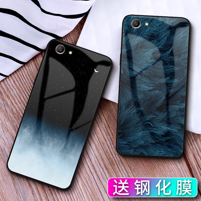 佳朗OPPO A7手机壳A7X欧美ins冷淡风A1硅胶保护K3软边套A3防摔钢化满64.00元可用44.2元优惠券
