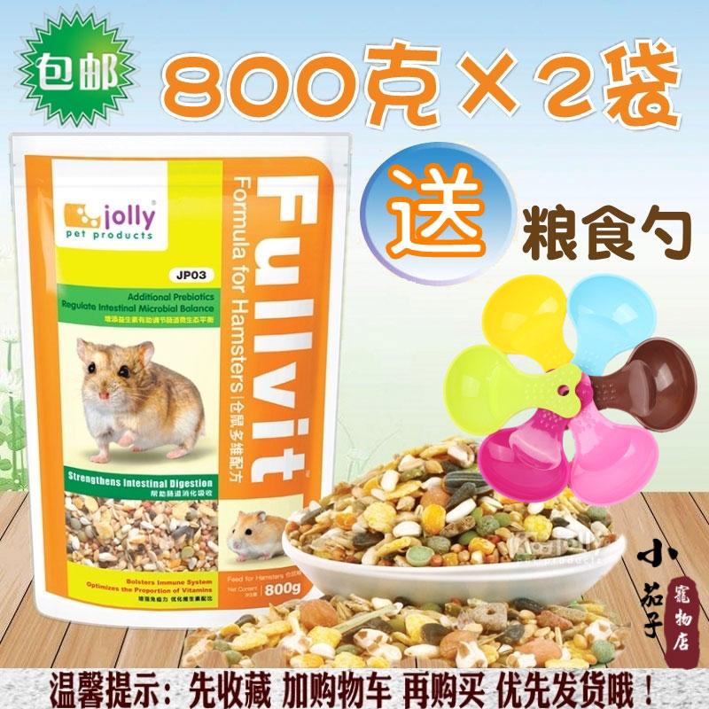 [小茄子の宠物店饲料,零食]Jolly 祖莉豪华高级仓鼠粮食-1yabo228812件仅售25元