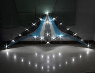 极光LED风筝夜光系统均隆舞燕版
