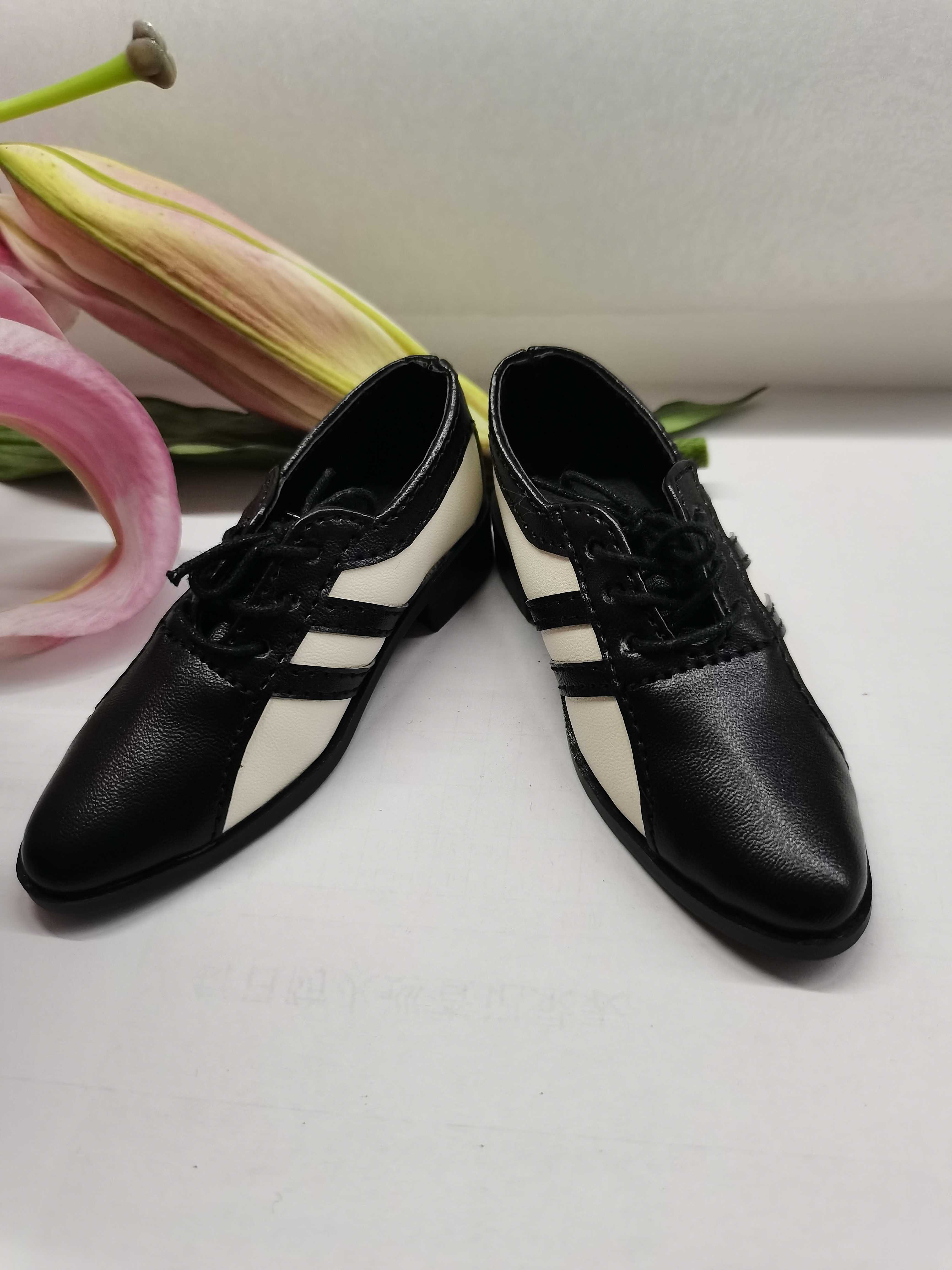 BJD mens shoes have 3 points and 4 points