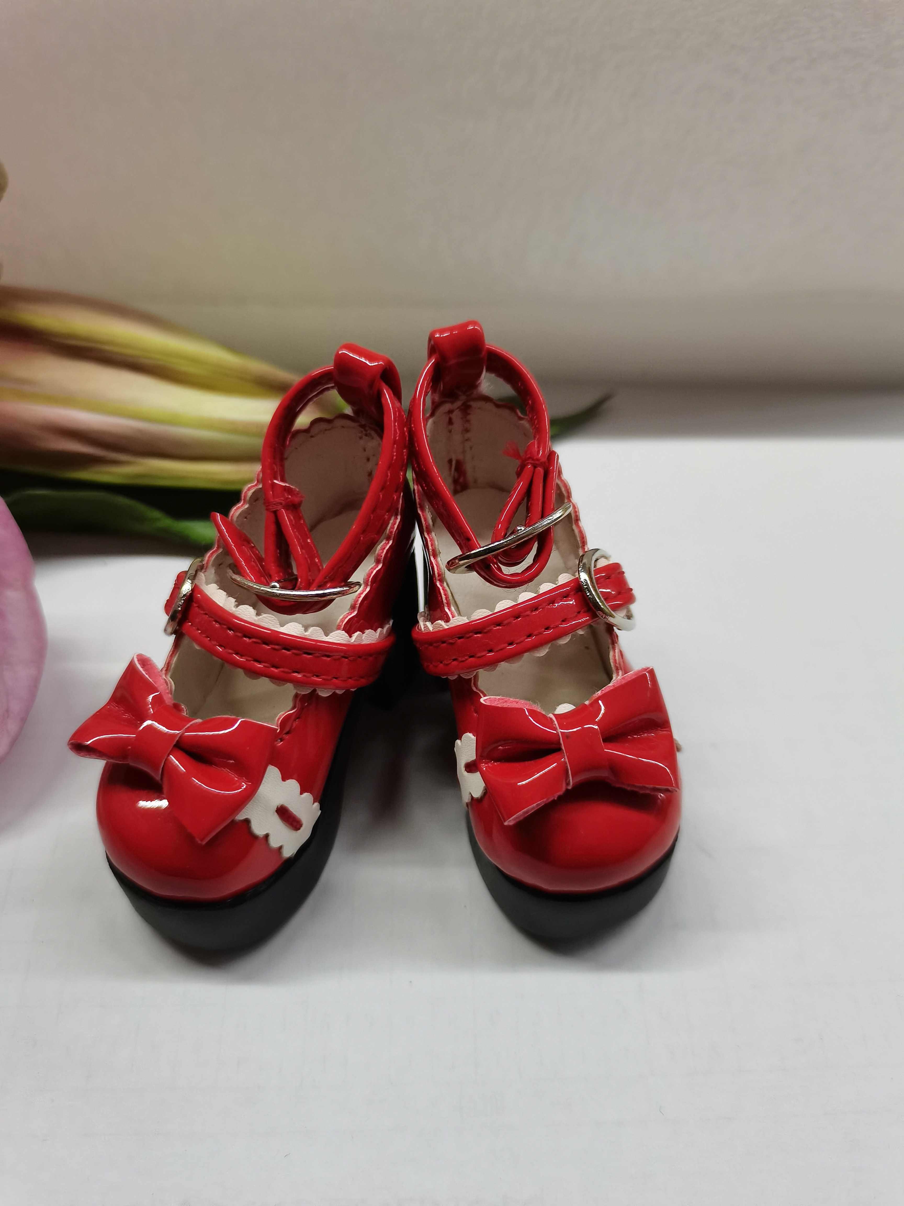 BJD female round head student shoes have 3 points, 4 points and 6 points