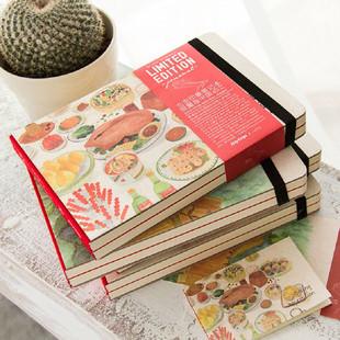 北京印象筆記本珍藏限量版特色素描本涂鴉繪畫本空白記事日記本子