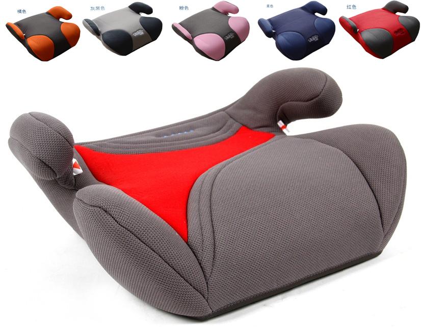 Maxibaby должность детского автокресла автомобиля увеличилась толщиной губки подушку европейской сертификации 4-12