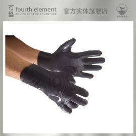 第四元素3毫米潜水手套3mm保暖男女同款北京实体店现货图片