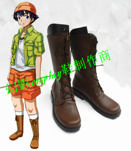 No 31 Future Diary Amano Xue hui cosplay shoes