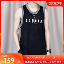 NIKE耐克官网旗舰AJ篮球背心男夏季AIR JORDAN无袖运动T恤CD5651