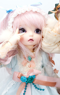 LittleFee 1 6bjd SD doll doll Girl moon package Rose