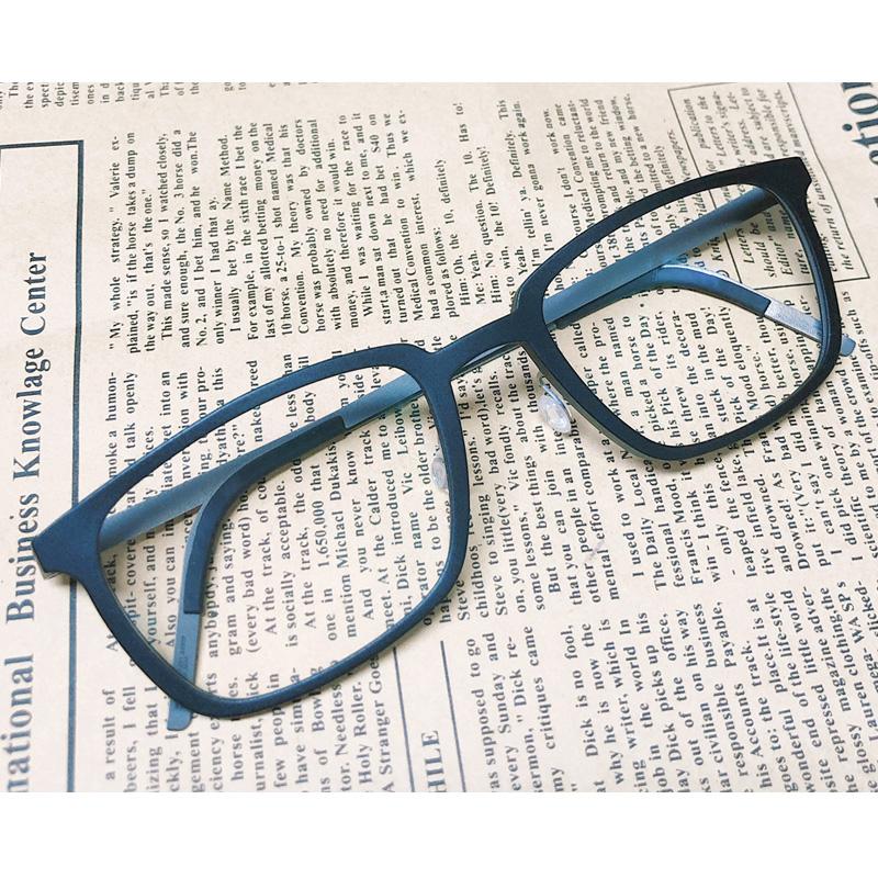 国行现货 lindberg林德伯格1231 53 近视眼镜架无螺丝无焊点