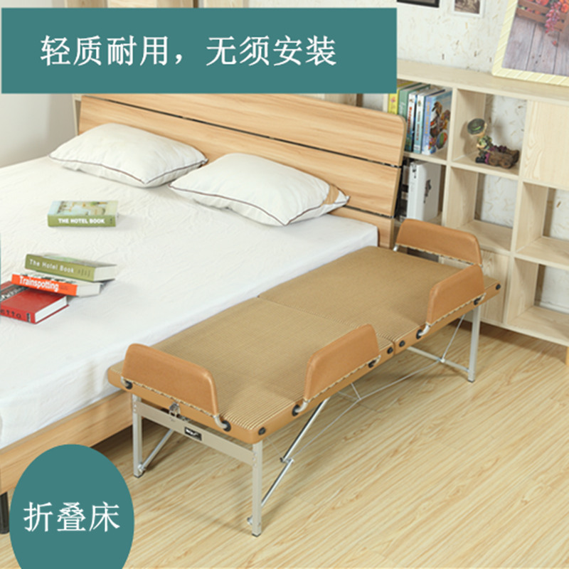 Childrens bed girl princess bed widened splicing bed height can be customized transition bed folding bed single normal delivery