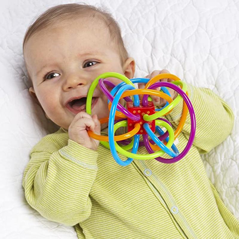 Игрушки для прорезывания зубов / Детские зубные щетки Артикул 45141826844